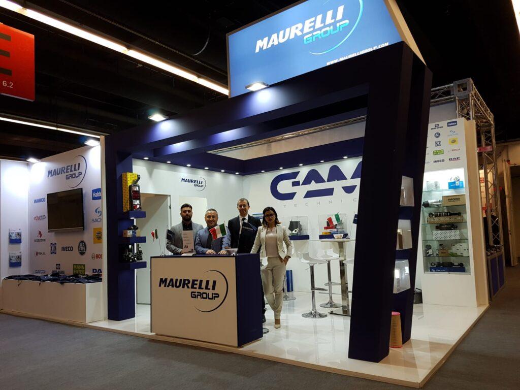 Maurelli Group Stand