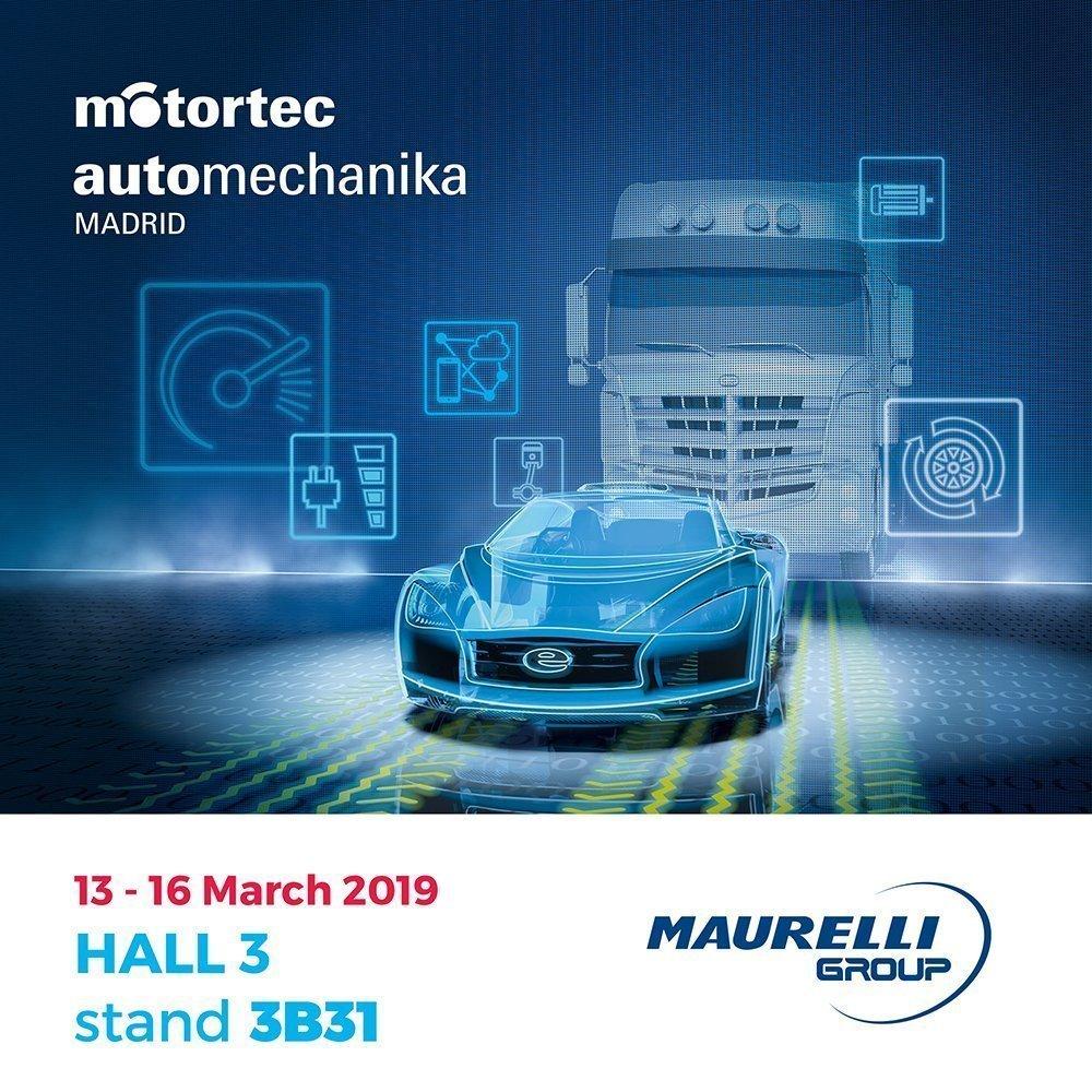 Maurelli Group automechanika