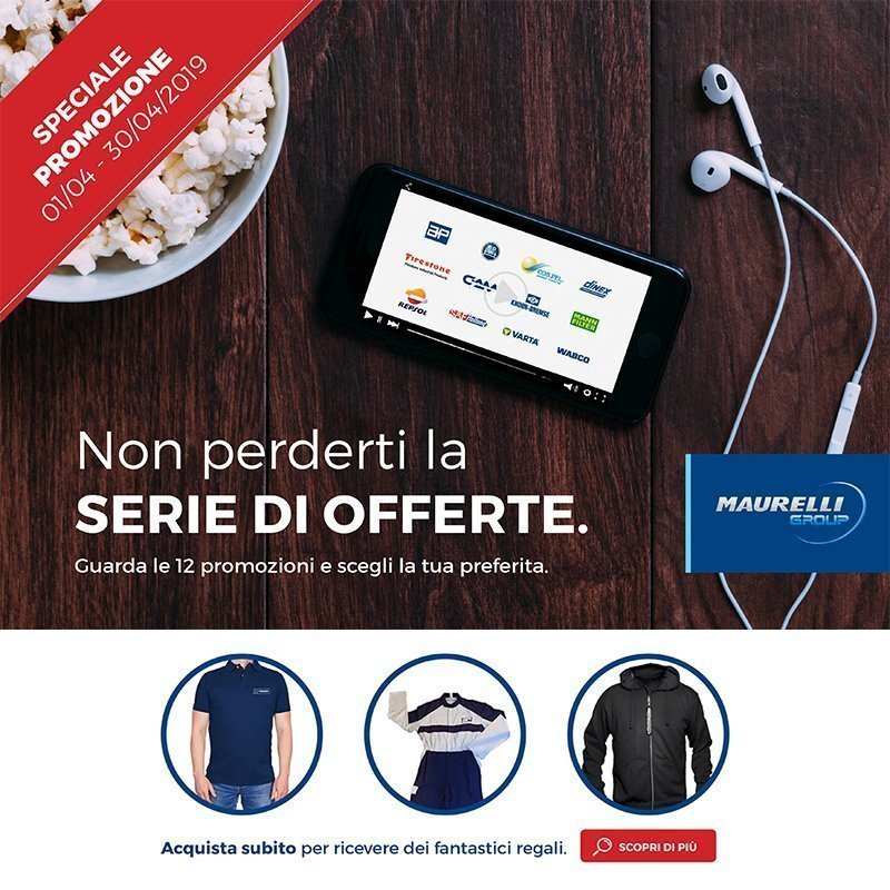 Maurelli group Offerte