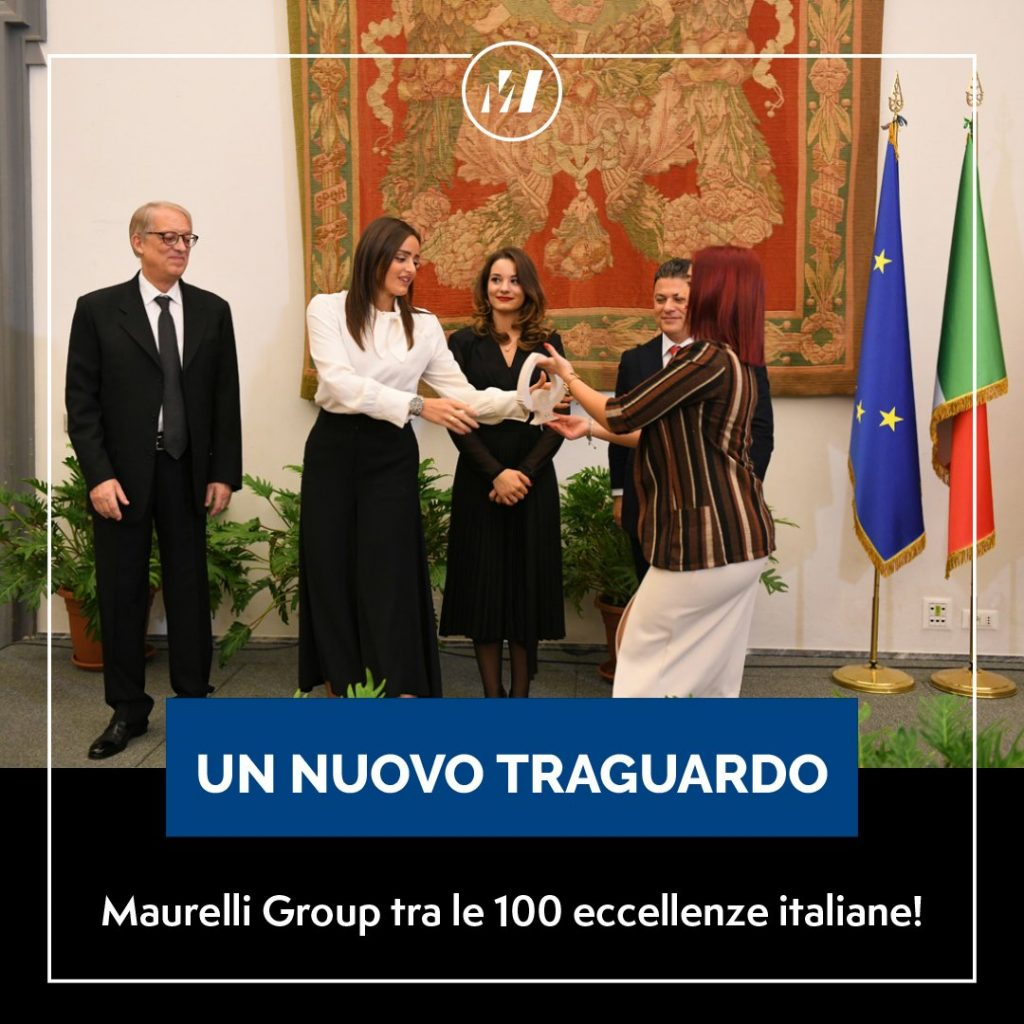 Maureli Group un nuovo traguardo