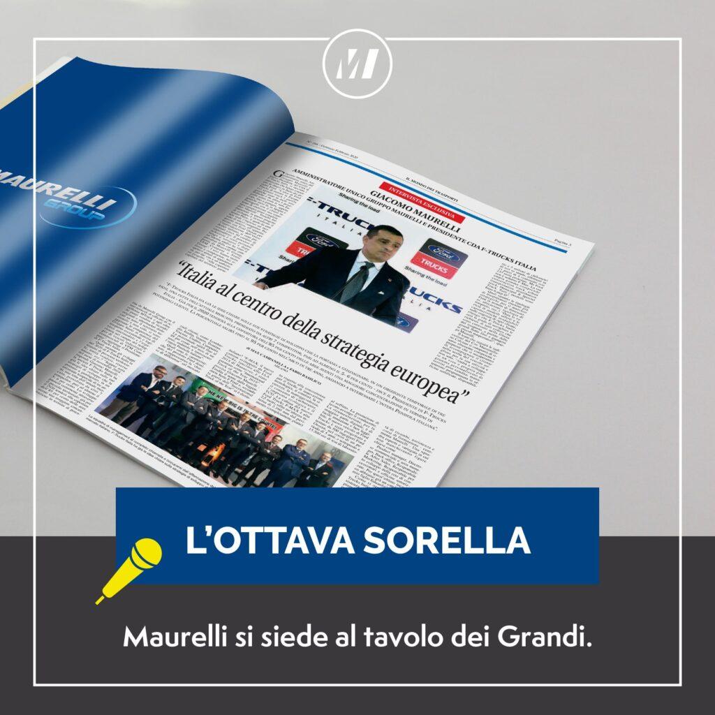 Maurelli Group L'ottava sorella