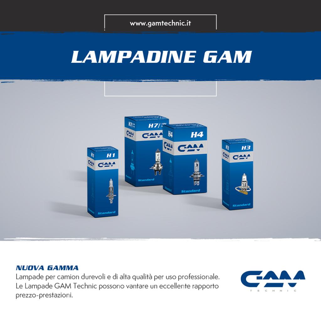 Lampadine Gam