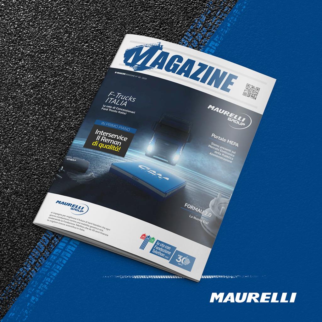 Maurelli Group Magazine