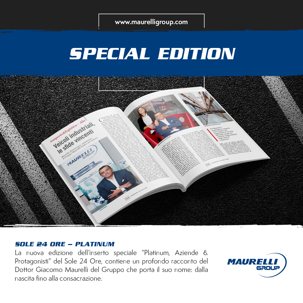Maurelli group Special Edition