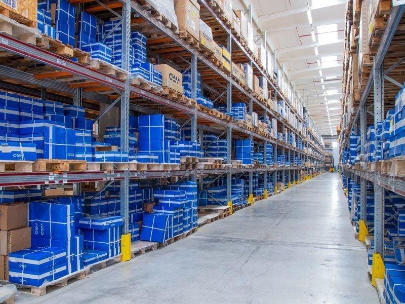 Maurelli Group Logistica GAM Technic
