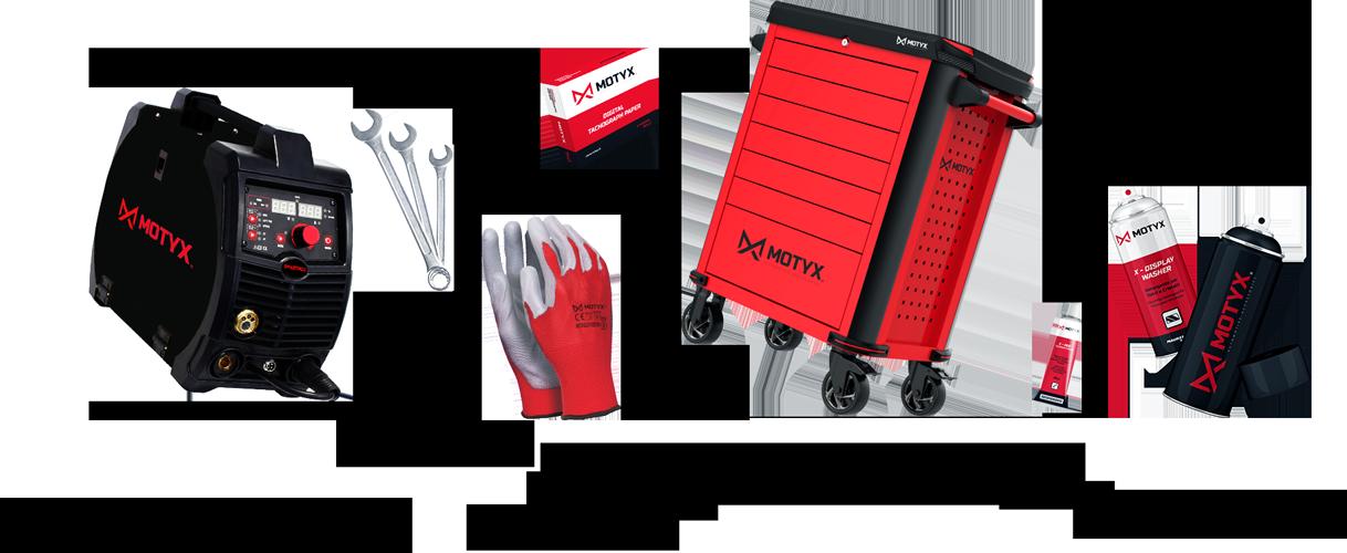 Motyx Automotive Accessories 2